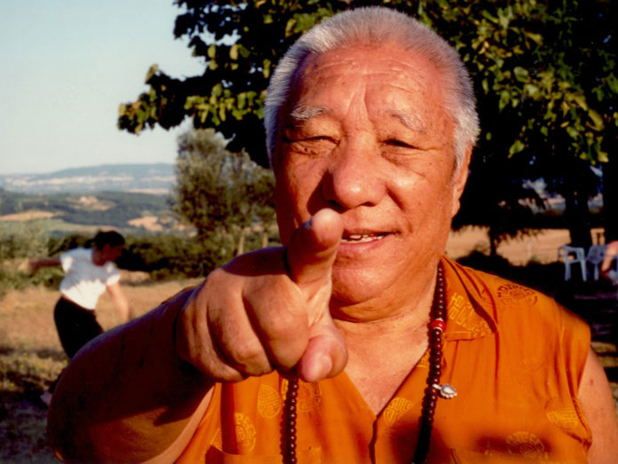 Pure and All Pervading - The Chronicles of Chögyam Trungpa Rinpoche