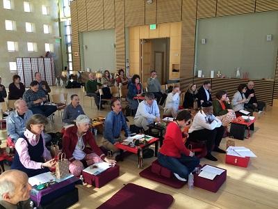 Chögyam Trungpa Rinpoche Retreat in Massachusetts - The
