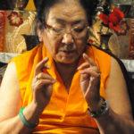 Jetsün Kushok Chimey Luding Rinpoche