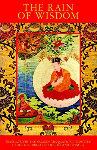 Rain of Wisdom cover